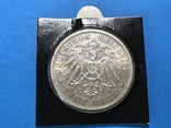5 марок Бавария 1904 D. Отто I. Серебро, фото №3