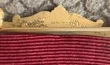 Масонский знак STEWARD. PARTA TUER! Серебро. Вес 20,78 гр., 1936 г. Клейма, фото №4