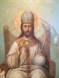 Икона Иисус Христос Царь Славы, фото №4