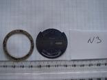 Циферблат с кольцом Ракета №3, фото №2