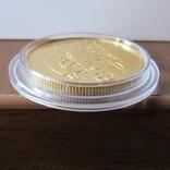 50 рублей 2004 г. Proof (1/4 oz 999,9), фото №11