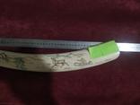 Бивень моржа (58 см, ~1.5 кг), фото №3