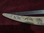 Бивень моржа (58 см, ~1.5 кг), фото №8