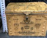 Банка-коробка от конфет В.Ефимов,Киев,Демеевка, фото №2