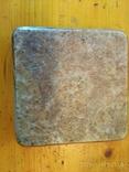 Пепельница из оникса, старая, фото №5