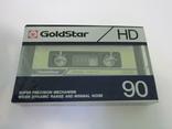 Аудиокассета GoldStar HD90, фото №2