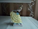 Танцовщица, Германия, арт-деко, 20,5 см, фото №2