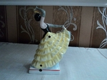 Танцовщица, Германия, арт-деко, 20,5 см, фото №3