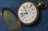 Позолочений Годинник Waters Maybee, Ingersoll, Ont. 1907 року., фото №6