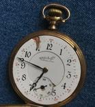 Позолочений Годинник Waters Maybee, Ingersoll, Ont. 1907 року., фото №7