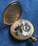 Позолочений Годинник Waters Maybee, Ingersoll, Ont. 1907 року., фото №8