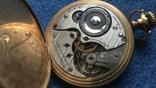 Позолочений Годинник Waters Maybee, Ingersoll, Ont. 1907 року., фото №10