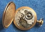 Позолочений Годинник Waters Maybee, Ingersoll, Ont. 1907 року., фото №11
