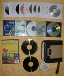 Компакт диски и сумка для дисков + бонус., фото №2