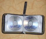 Компакт диски и сумка для дисков + бонус., фото №7
