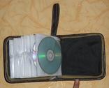 Компакт диски и сумка для дисков + бонус., фото №8