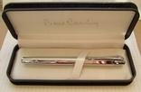 """Перьевая ручка """"Piere Cardin"""". Пишет мягко и насыщенно, фото №2"""