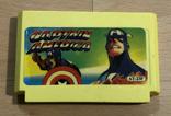 Картридж для приставки (Captain America), фото №2
