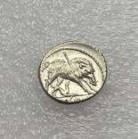 Республиканский денарий 68 г. до н. э., фото №6