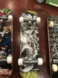 Миниатюрные скейт доски, фото №6