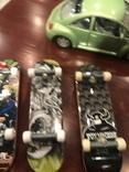 Миниатюрные скейт доски, фото №2