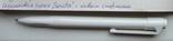 """Немецкая шариковая ручка """"Senator"""" с новым стержнем, фото №6"""