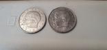 Германия 2 марки, 1957-1971 Макс Планк, фото №3