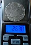 8 реалів 1791 року DA -  Іспанське Чилі /срібло/, фото №6