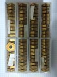 Тугоплавкие пластины на токарный резец СССР, фото №2