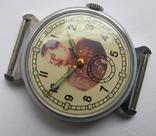 """Часы-марьяж. """"Сталин""""., фото №3"""