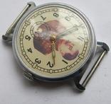 """Часы-марьяж. """"Сталин""""., фото №4"""