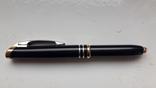 Кулькова ручка з підсвіткою, adler., фото №2