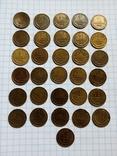 1копейка СССР 1961,62,63,65-91м,л. Без повторов, фото №4