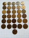 1копейка СССР 1961,62,63,65-91м,л. Без повторов, фото №5