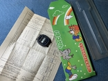 Электроника 5 Часы наручные СССР Новые в упаковке с паспортом, фото №6