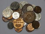 Лот 30 монет Швеции, фото №2