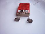 Набор - кольцо и серьги с черным ониксом серебро 925 проба, фото №2