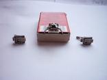Набор - кольцо и серьги с черным ониксом серебро 925 проба, фото №4