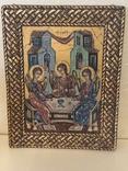 Икона, ікона Трійця, фото №2