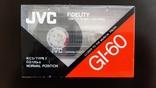 Касета JVC GI 60, фото №2