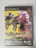 Winning Post 4/Gi Jokey 2 (PS2, NTSC-J), фото №3