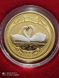 10 долларов 2008 Острова Кука 1/4 oz 999,9 тираж 12000, фото №5