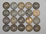 20 монет по 1 оре, Дания, фото №2