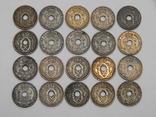 20 монет по 1 оре, Дания, фото №3
