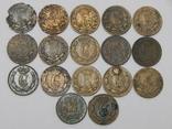 17 монет по 1 скиллингу, Дания, фото №3