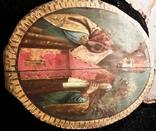 Большая метровая икона,Иаков или Черниговский?, фото №3
