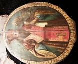 Большая метровая икона,Иаков или Черниговский?, фото №4