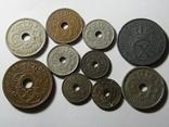 Монеты Дании 10шт., фото №7