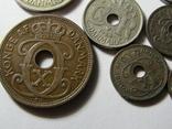 Монеты Дании 10шт., фото №9