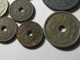 Монеты Дании 10шт., фото №10